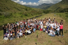 Brazil community planting 2018